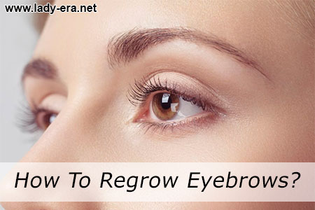 Regrow Eyebrows